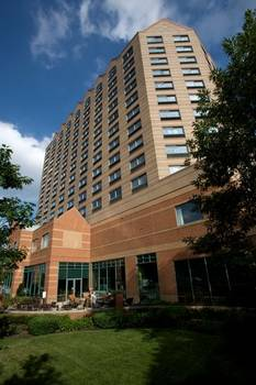 Crowne Plaza Hotel - Columbus Downtown